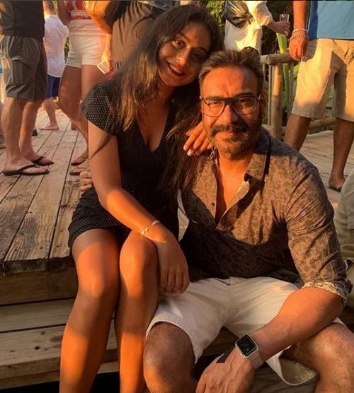 Ajay dan Nysa Devgn