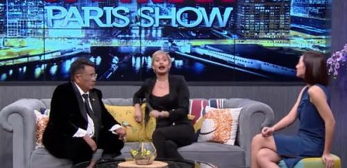 Kimmy Jayanti di Hotman Paris Show