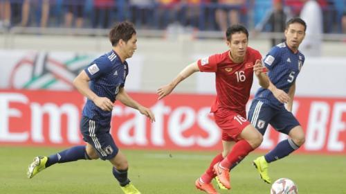 Jepang vs Vietnam (Foto: AFC)