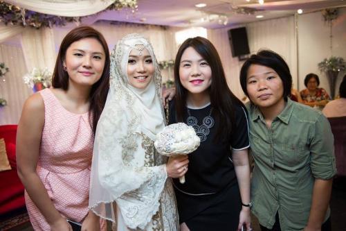 Li Jinghan akhirnya kini resmi masuk Islam atas izin ayahnya sendiri.