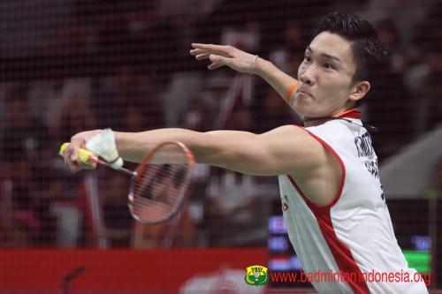Kento Momota (Foto: PBSI)