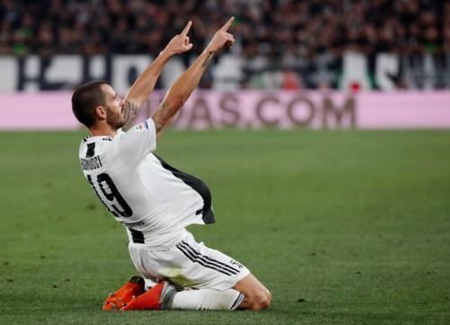 Leonardo Bonucci (Foto: Reuters)