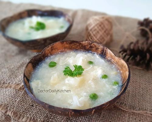 Sup Jamur Salju
