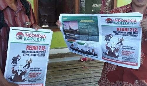 Tabloid Indonesia Barokah (Kuntadi)