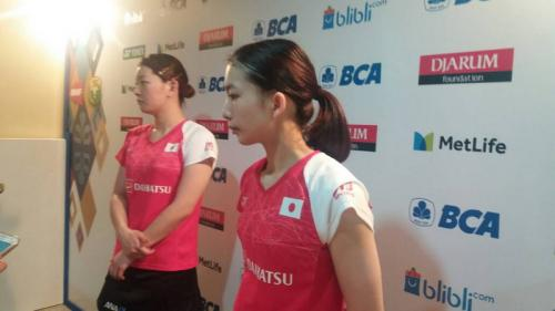 Misaki/Ayaka (Foto: Okezone)