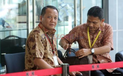 Nurhadi, eks Sekretaris MA