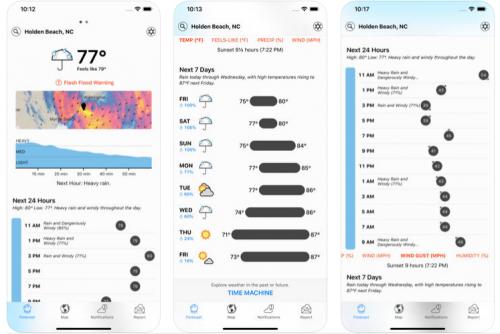 5 Aplikasi Cuaca Terbaik Untuk Ponsel Android Dan Ios Okezone Techno