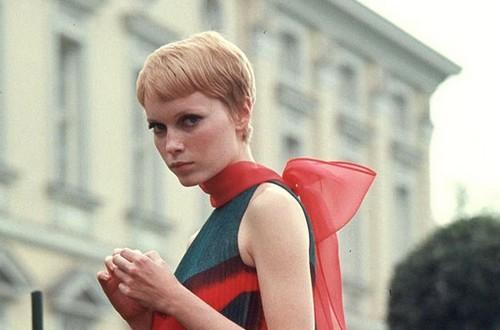 Mia Farrows