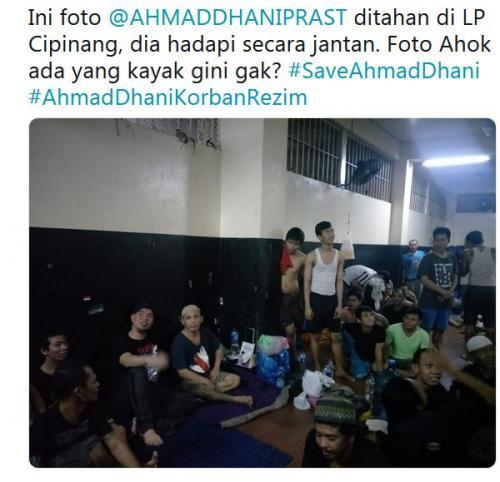 Perjalanan Kasus Ahmad Dhani Dari Cuitan Di Twitter Hingga Dipenjara Okezone Nasional