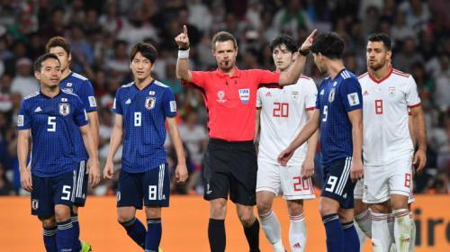 Iran vs Jepang