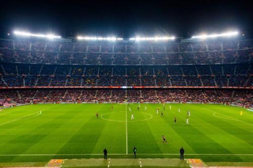 Camp Nou (Foto: Twitter/@LaLigaEN)