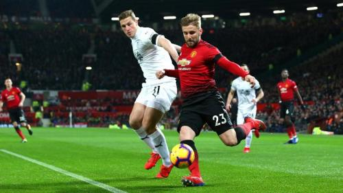 Man United vs Burnley (Foto: laman resmi Premier League)