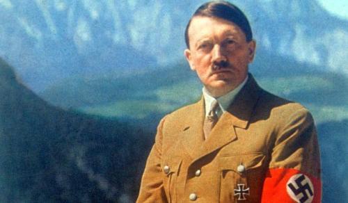 Adolf Hitler. (Foto: Getty Images)
