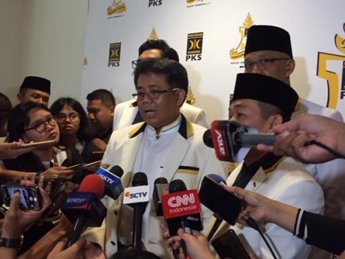 Presiden PKS Sohibul Iman. (Foto: Dok Okezone/Harits Tryan Akhmad)