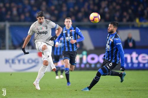 Atalanta vs Juventus (Foto: Twitter Juventus)
