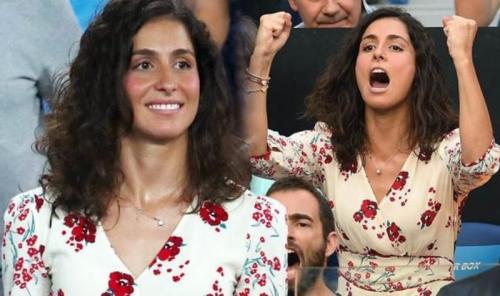 Kekasih Rafael Nadal Mery Perello,