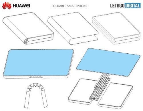 Ponsel Lipat Huawei