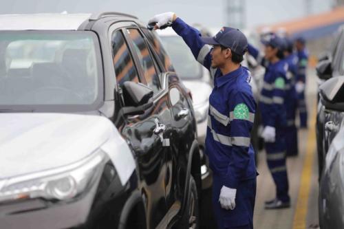 Eksport Toyota