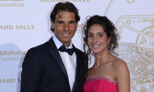Rafael Nadal dan Mery Perello