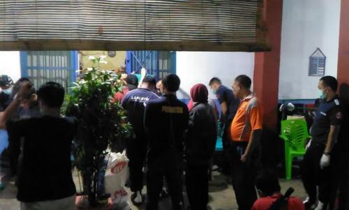 Sidak Lapas Makassar