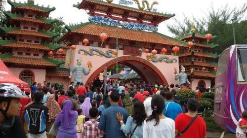 Kampung China di Jakarta