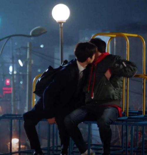 Park Bo Gum dan PO