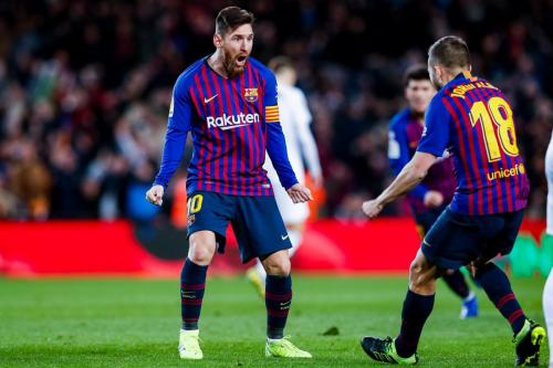 Lionel Messi (Foto: Twitter Barcelona)