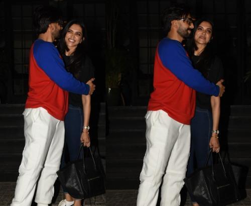 Ranveer Singh dan Deepika Padukone