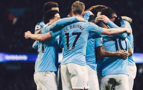 Manchester City (Foto: Twitter Man City)