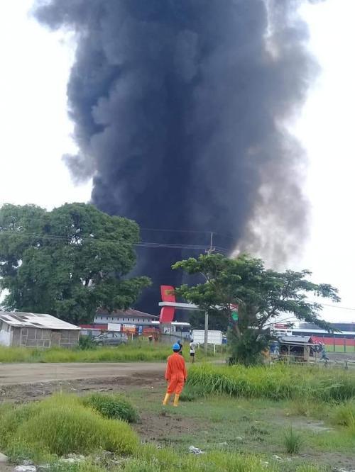 Pertamina EP Balongan, Kabupaten Indramayu (foto: Ist)
