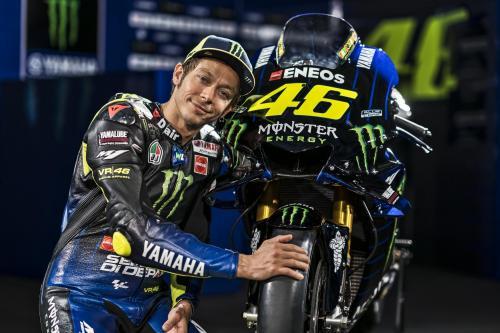 Valentino Rossi (laman resmi MotoGP)