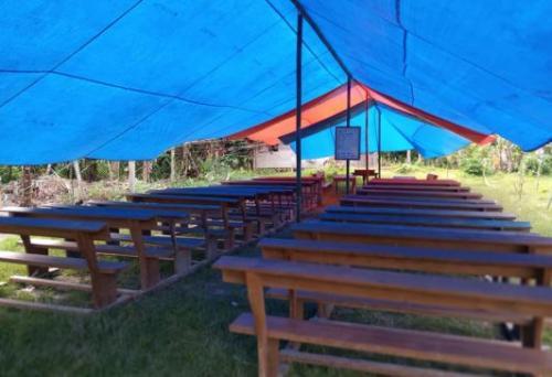 Tenda Biru Jemaat Gereja