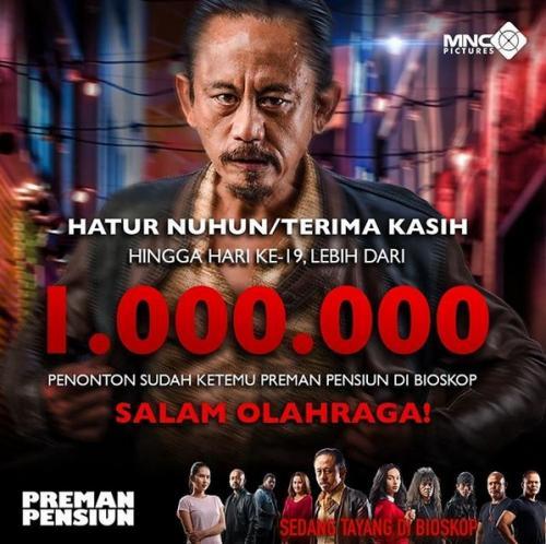 Setelah bioskop, Preman Pensiun siap debut di MNC Now.