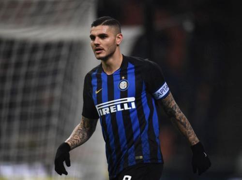 Mauro Icardi (Foto: laman resmi Inter Milan)