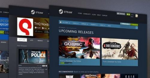 Valve Steam. (Foto: Steam)