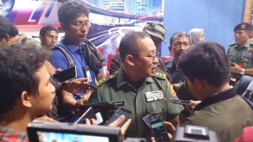 Kepala Pusat Penerangan (Kapuspen) TNI, Mayjen Sisriadi. (Foto : Muhamad Rizky/Okezone)