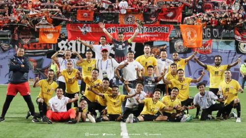 Persija Jakarta di Kualifikasi Liga Champions Asia