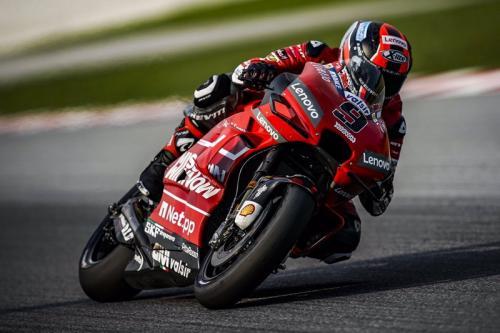 Danilo Petrucci (Foto: Twitter Ducati)