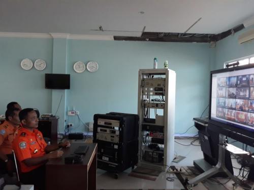 Kepala Kantor Pencarian dan Pertolongan Tanjungpinang Budi Cahyadi (foto: Muhammad Bunga Ashab)