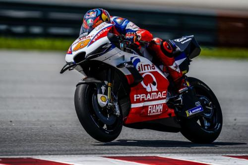 Jack Miller (Foto: Twitter Pramac Ducati)