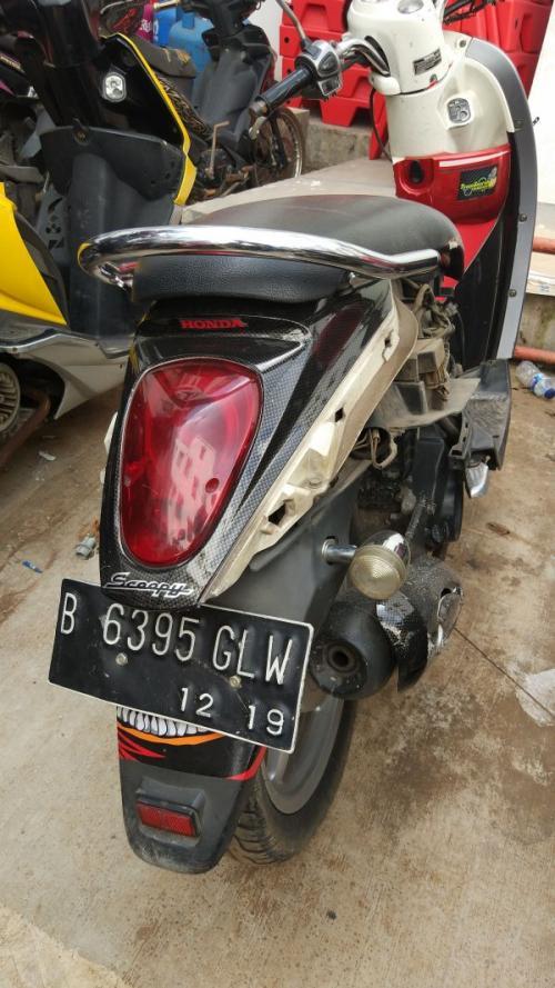 Polisi Kaji Kasus Pria Rusak Motor Dan Bakar Stnk Di Tangsel Okezone Megapolitan