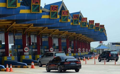 Gerbang Jalan Tol