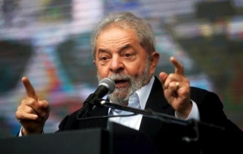Mantan presiden Brasil, Luiz Inacio Lula da Silva. (Foto: Reuters)