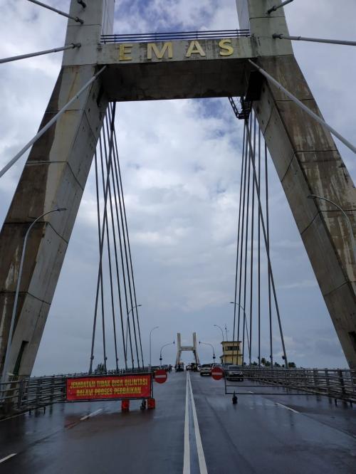Jembatan Emas (Arsan Malianto/Okezone)