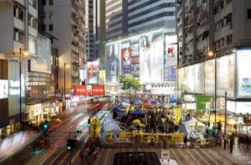 Hong Kong. (Foto: Reuters)