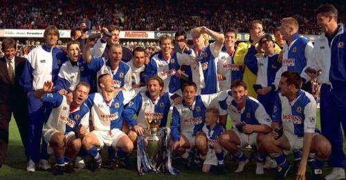 Blackburn Rovers juara Liga Inggris 1994-1995
