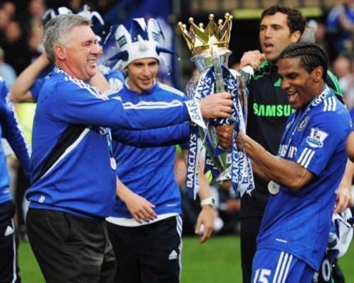 Chelsea juara Liga Inggris 2009-2010