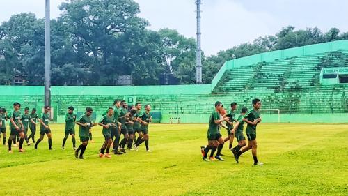 Timnas Indonesia U-22 (Foto: Avirista Midaada/Okezone)