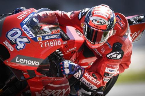 Andrea Dovizioso (Foto: Laman Resmi MotoGP)