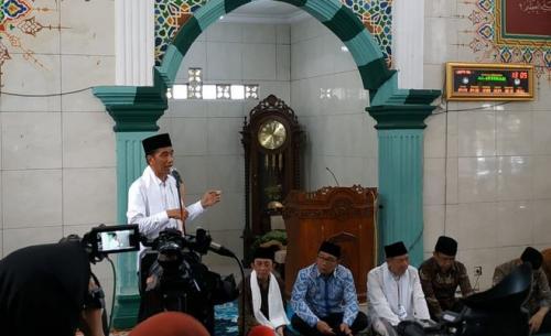 Jokowi Kunker ke Cianjur